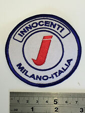 (Lambretta) Innocenti Milano Patch - Embroidered - Iron or Sew On