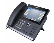 "Yealink SIP-T48G_AC 6-line IP Phone with 7"" Color Touch Screen - w Power Supply"