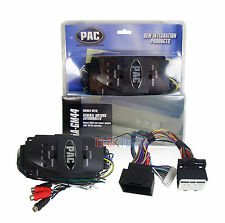 GMC Cadillac Chevrolet Radio Amplifier Integration Adapter Interface Add Amp New