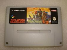 Treasure of the Rudras (Rudra no Hihou) Pal in English for Super Nintendo SNes