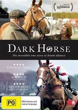 The Dark Horse - Incredible True Story Of Dream Alliance (DVD, 2016) (Region 4)