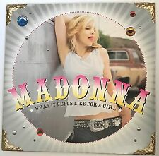 Madonna What It Feels Like For A Girl 2 12""