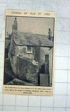 1956 No 5 Fish Street St Ives Oldest House In Town