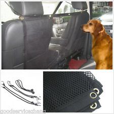"45""x24"" Car SUV Back Seat Pet Dog Safety Travel Fence Isolation Net Barrier Mesh"