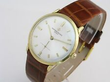 VACHERON CONSTANTIN 18ct GOLD GENTS MANUAL WIND  WATCH
