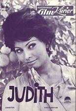 MFK 103 | JUDITH | Sophia Loren | Peter Finch | Jack Hawkins | Top Zustand