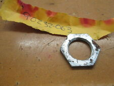 NOS Honda OEM Inlet Pipe Lock Nut 1970 PC50 The Little Honda Moped 90232-063-000