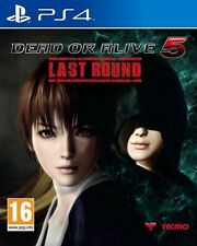 Dead or Alive 5 Last Round For PAL PS4 (New & Sealed)
