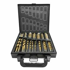 99 PC HSS-CO COBALT DRILL BIT SET HARDENED FOR STAINLESS STEEL METAL M35