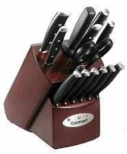 Cuisinart Elite Pro 14pc Japanese Steel Knife Block Set
