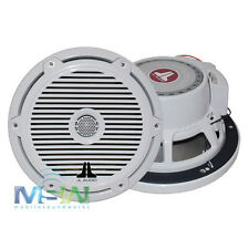 "NEW JL AUDIO® M770-TCX-CG-WH 7.7"" 2-Way MARINE BOAT TOWER COAXIAL SPEAKERS WHITE"