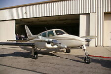 1964 CESSNA 320C SkyKnight, Twin Engines, 6 SEATS, 205KTS. TRUE, De-Iceing Boots