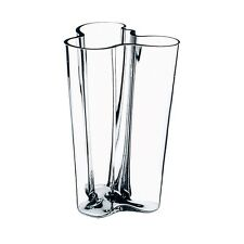 Iittala Alvar Aalto Collection - Crystal Vase