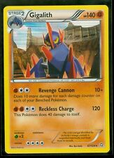 Pokemon GIGALITH 67/124 Dragons Exalted RARE HOLO MINT!