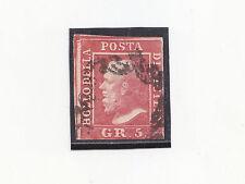 W629-SICILIA-5 GRANA VERMIGLIO USATO