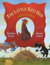 The Little Red Hen : An Old Fable (2015, Paperback)