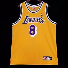 100% Authentic Original Nike Kobe Bryant LA Lakers NBA Jersey Size 48 XL