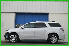 2016 GMC Acadia Denali AWD 4WD Loaded Nav HUD Rear DVD Moonroof ++