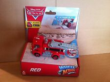 DISNEY CARS WHEEL ACTION DRIVERS - New Release -  Red - Combined Postage