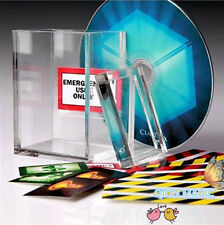 ON SALE! The Clarity Box (Gimmick and DVD),Card Magic Trick,Magic Props,Close Up