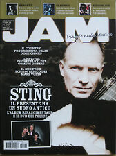 JAM 129 2006 Sting Dixie Chicks Syd Barrett Lambchop Mars Volta Comets On Fire