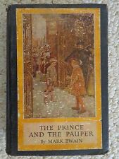 1909 Book: The Prince and The Pauper by Mark Twain.