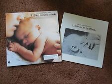 Lullaby From The Womb LP New Age Style Mother's Sounds with Music Insert Booklet