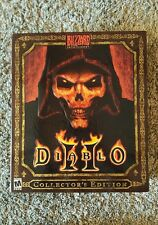 Diablo II (2): Collector's Edition BOX ONLY!! (PC: Windows, 2000) - VG Condition