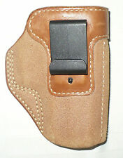 GALCO SCOUT LEATHER GUN HOLSTER CLIP ON INSIDE PANT SCT250 prior to SCT249B