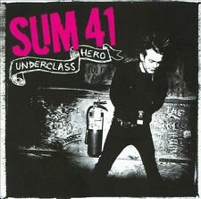 SUM 41 - Underclass Hero (NEW CD, 2007, Island Records)