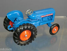 MATCHBOX KING SIZE MODEL No.K11-1 FORDSON MAJOR TRACTOR