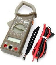 M 266F-Mastech-original New Digital Clampmeter With Frequency & Calibration