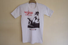 "Vintage Original RICK JAMES - 1982 ""Hard To Get/Throwin' Down"" Promo Shirt  RARE"