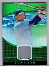 2011 Topps Triple Threads Unity Relics Emerald #USR263 Billy Butler - 8/18