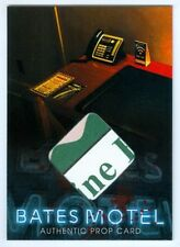 "TAKEOUT GUIDE ""PROP CARD #BP6"" BATES MOTEL SEASON 1"