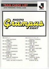 Nagoya Grampus Eight J League The Team Checklist Japan Card #214