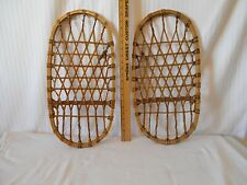 "vintage""Lund""military snowshoes(1942)(21""x10.5)"