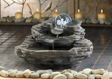 ROCKLIKE DESIGN TABLETOP FOUNTAIN DECOR