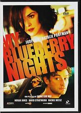 Wong Kar-Wai: MY BLUEBERRY NIGHTS con Jude Law, Natalie Portman Edición diario