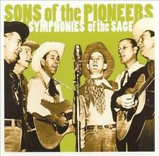 Sons of the Pioneers- Symphonies of the Sage (Bloodshot 808 NEW CD)