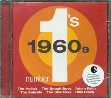 Sixties Number 1'S – The Beach Boys/Hollies/Animals/Shadows/Del Shannon Cd Ex