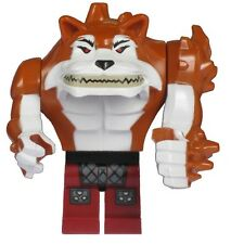 LEGO TMNT NINJA TURTLES MINIFIGURE DOGPOUND DOG POUND CHRIS BRADFORD 79104