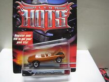 HOT WHEELS 2008 ULTRA HOTS SERIES W/ REAL RIDERS '67 CHEVY CAMARO CONVERTIBLE