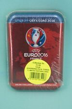 Panini Adrenalyn XL Road to Uefa Euro 2016 Mini Tin Box + Pirlo Limited Edition