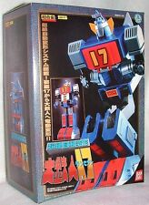 DAITETSUJIN 17 GD17 BATTERY/OP TRANSFORMING ROBOT &ACESS WOW! SHOGUN WARRIOR MIB