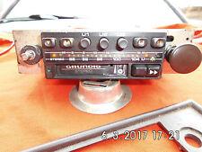> Grundig Stereo Cass < WKC 2535-Quadrifoglio-AUTORADIO-Youngtimer - 70er