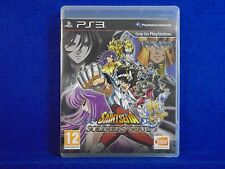 *ps3 SAINT SEIYA SOLDIERS SOUL (no manual) Relive Legends PAL ENGLISH Version