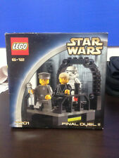 Lego 7201 Star Wars Final Duel II RARE MISB