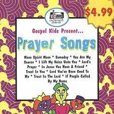 FREE US SH (int'l sh=$0-$3) NEW CD Gospel Kids: Prayer Songs