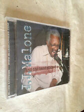 J.J. MALONE CD AND THE BAND PLAYED ON BLUES EXPRESS 2001 BLUES